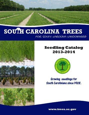 Seedling Catalog 2013-2014