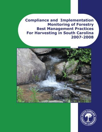 Compliance and Implementation Monitoring of Forestry Best ...