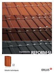 REFORM SL Ergoldsbacher - Erlus AG