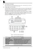 Kramer Electronics Ltd. USER MANUAL ELECTRONIC SWITCHERS - Page 6