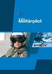 Berufsbild Militärpilot - Luftwaffe