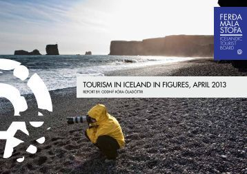 tourism in iceland in figures, april 2013