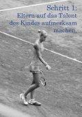 Wie fördere ich mein Kind im Tennis? - Page 6
