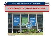 HIMSS 2011 Reisedaten v4 - GUIG