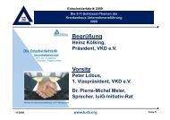 Entscheiderfabrik 2009 Die 5 IT-Schlüssel-Themen der ... - GUIG