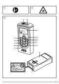 Инструкция по эксплуатации лазерного дальномера Skil 0530 AA - Page 3