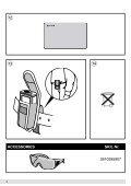Инструкция по эксплуатации лазерного дальномера Skil 0530 AA - Page 6