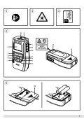 Инструкция по эксплуатации лазерного дальномера Skil 0535 AA - Page 3