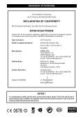 Man. M-550 POWER UK_ITA - CBforumas.lt - Page 2