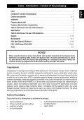 Man. M-550 POWER UK_ITA - CBforumas.lt - Page 3