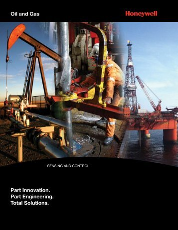 Products for Oil & Gas Applications - Honeywell Test and ...