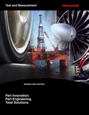 Honeywell Test and Measurement Overview Brochure