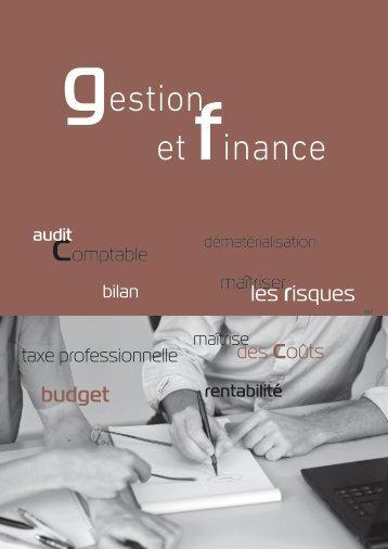 gestion et finance - Orsys