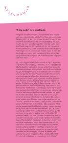 Musea en Tentoonstellingen in Luxemburg 2013 - Statermuseeen.lu ... - Page 2