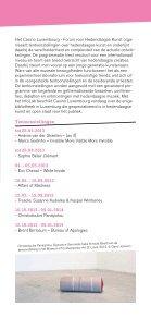 Musea en Tentoonstellingen in Luxemburg 2013 - Statermuseeen.lu ... - Page 7