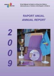 2009 - Biroul Naţional de Statistică