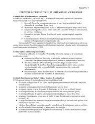 Cerinţele faţă de sistemul de virtualizare a serverelor