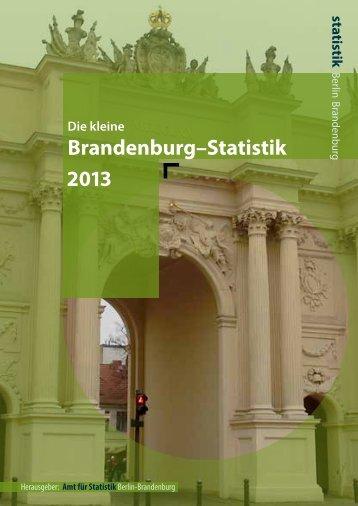 Deutsche - Amt für Statistik Berlin-Brandenburg