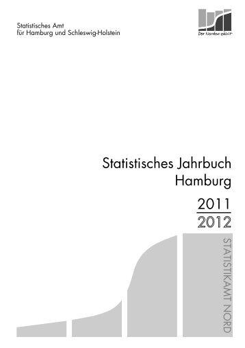 Statistisches Jahrbuch Hamburg 2011/2012 - Statistikamt Nord