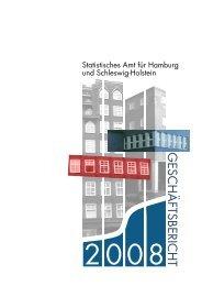GESCHÄFTSBERICHT - Statistikamt Nord