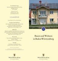 Bauen und Wohnen in Baden-Württemberg 2012 - Statistisches ...