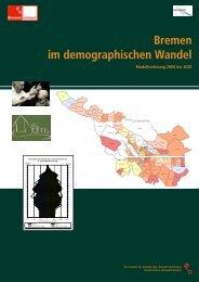 Bremen im demographischen Wandel, Modellrechnung 2006 bis 2020