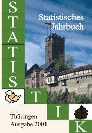 Bestell Nr: 40101P 200100 - Thüringer Landesamt für Statistik