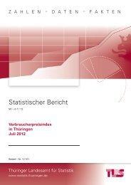 Bestell Nr: 12101P 201207 - Thüringer Landesamt für Statistik ...
