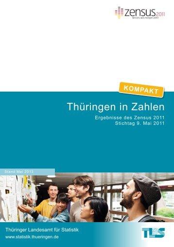 Thüringen in Zahlen - Thüringer Landesamt für Statistik