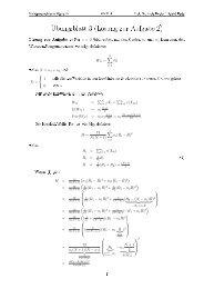 Übungsblatt 3 (Lösung zur Aufgabe 2)