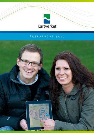 Årsrapport 2012 (pdf) - Kartverket