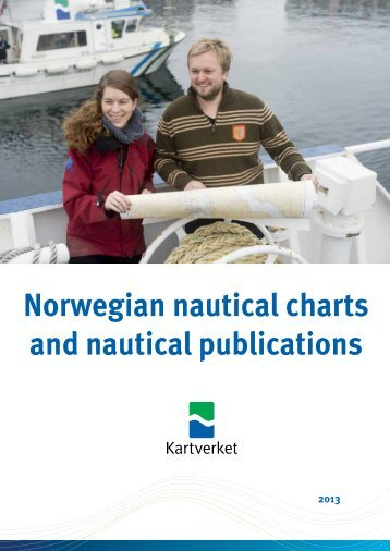 Norwegian nautical charts and nautical publications - Kartverket
