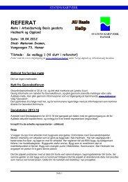 Referat AU Basis 18. april 2012 - Kartverket
