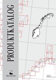 Hovedkartserie Svalbard – Jan Mayen. Bouvetøya - Kartverket