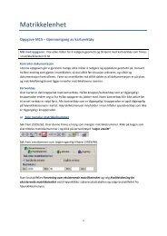 22. Oppgave-M15 Gjennomgang av kartverktøy - Kartverket