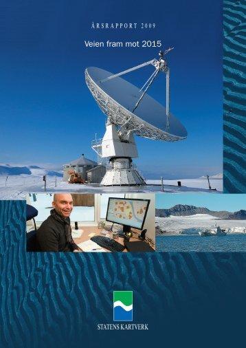 Årsrapport 2009 (pdf) - Kartverket