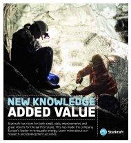 added value - Statkraft