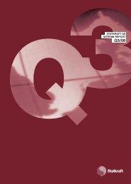 Eksternrapport 2006 Q3 AS engelsk final.doc - Statkraft