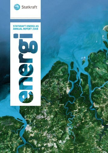 stAtkRAft eneRgi As AnnUAl RepoRt 2008