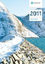 annual report - Statkraft