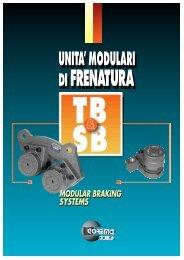 Modular braking system - Australian Brake Controls