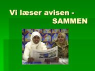 Vi læser avisen - SAMMEN - Statsbiblioteket