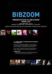 BibZoom biblioteksstatistik marts_2012_pub.pdf - Statsbiblioteket