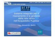 Ridotto Pay Back Period Risparmio Energetico ... - DHI Italia