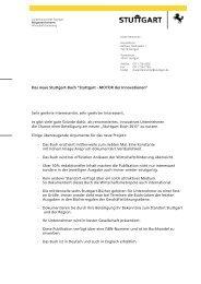 Argumente - Status Verlag