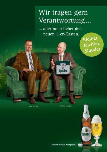 Produktblatt 11er-Kasten - Stauder