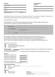 Antrag Gebäude-Check - Staufenberg