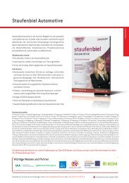 Staufenbiel Automotive