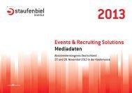 Media-Daten 2013 - Staufenbiel.de