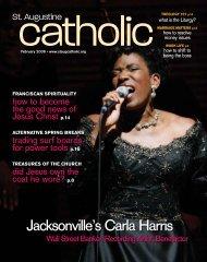 Jacksonville's Carla Harris - St. Augustine Catholic